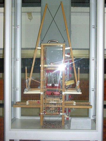 Mechanische Turingmaschine